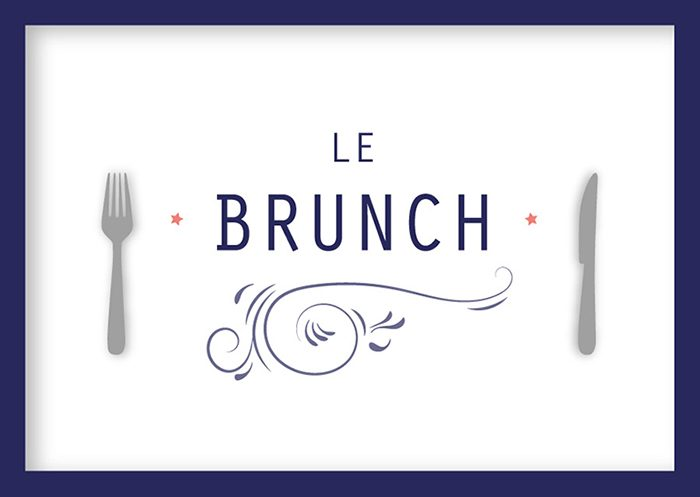 Invitation brunch mariage